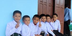 라오스 '파이럼 초등학교' 건축 캠페인