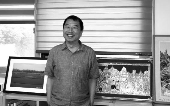(사)평화3000 운영위원장 박창일 신부