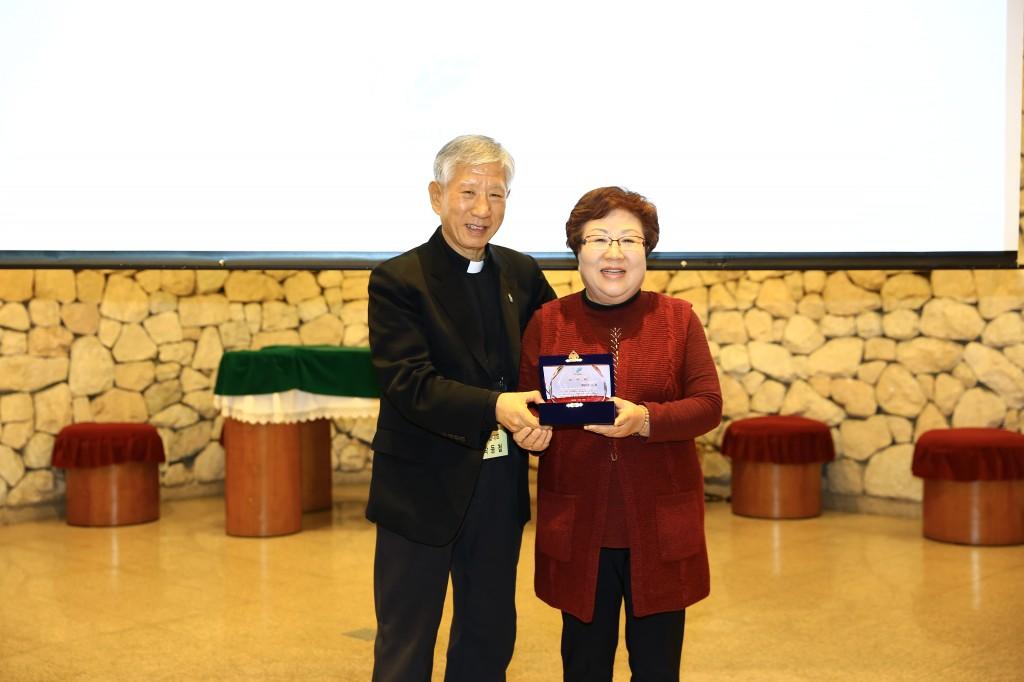 평화3000 장기후원자 박순희 회원
