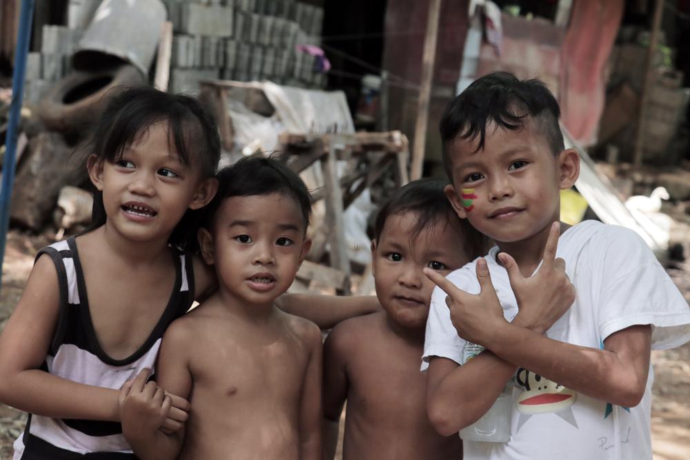 산마태오 시(市)의 아이들