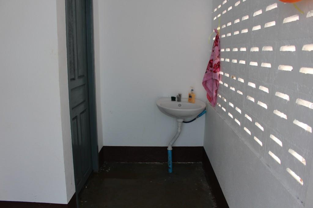 화장실 내부(세면대)